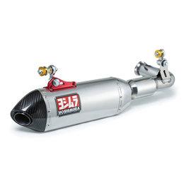 Stainless Steel Muffler/carbon Fiber End Cap Yoshimura Rs-4 Slip-on Muffler Stainless Carbon For Polaris Rzr 4 Xp 900 2011-13