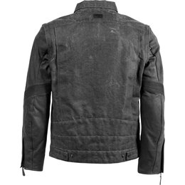 RSD Roland Sands Design Mens Hefe Armored Textile Riding Jacket Blue