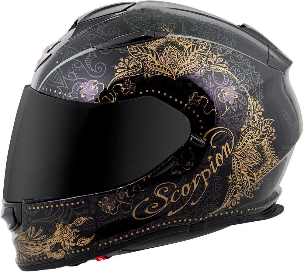 239 95 Scorpion Womens Exo T510 Azalea Full Face Helmet