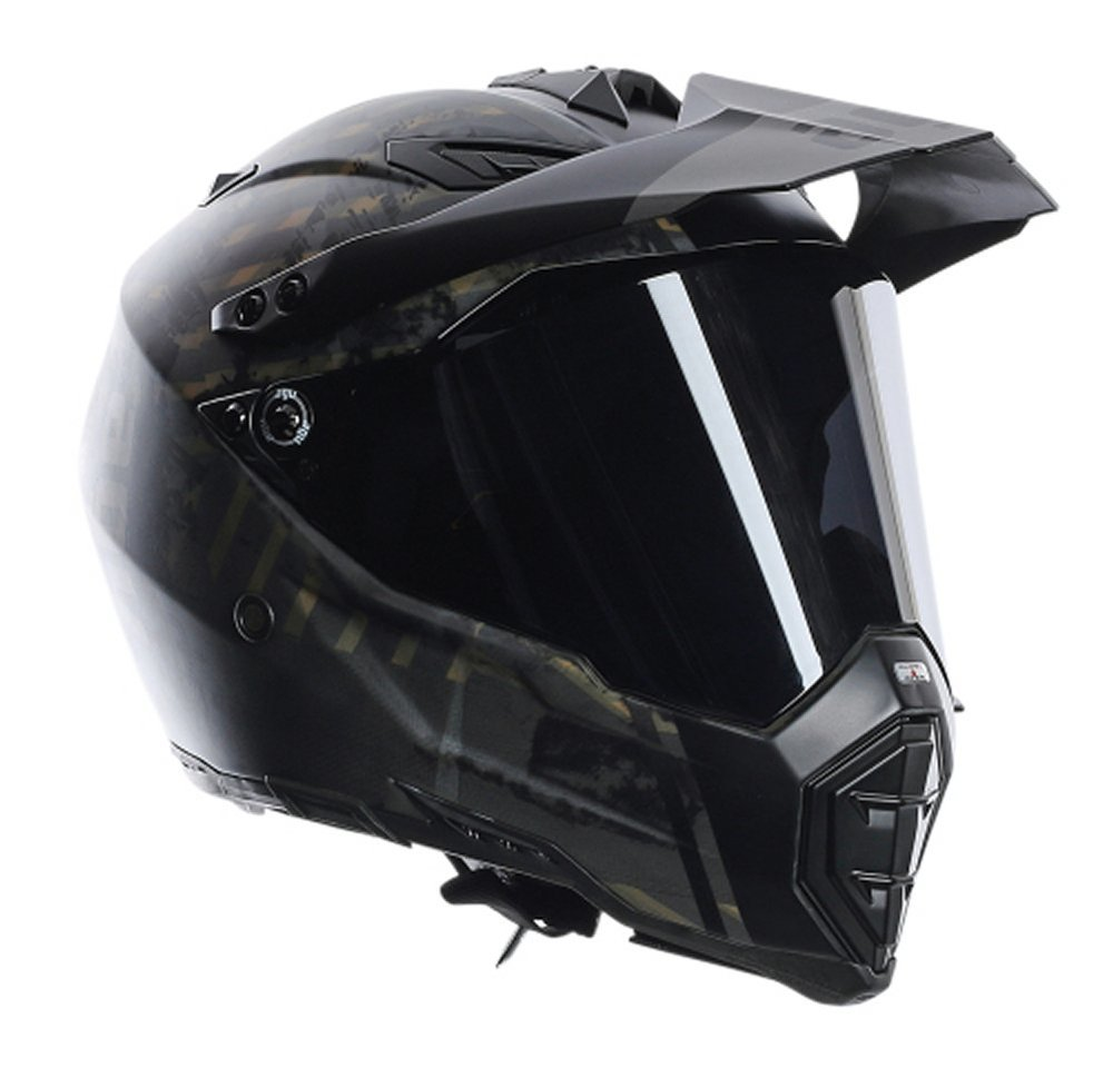 AGV AX8-DS Scratch Resistant Anti-Fog Shield UNISEX