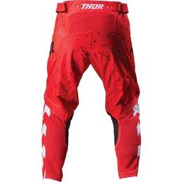 Thor Mens Pulse Stunner Pants Red