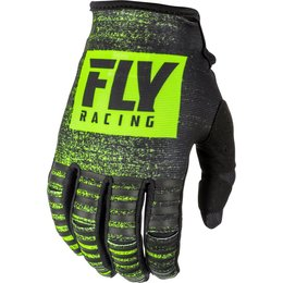Fly Racing Mens Kinetic Noiz Gloves Black
