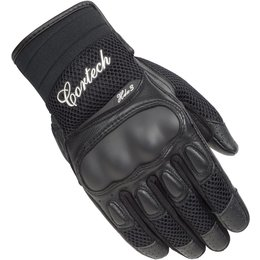 Cortech Womens Leather HDX 3 Gloves Black