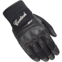 Cortech Womens Leather HDX 3 Gloves Black