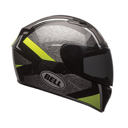 Bell Powersports Qualifier DLX Accelerator MIPS Equipped Full Face Helmet Yellow
