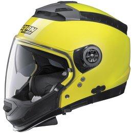 Yellow Nolan Mens N44 Hi-visibility Crossover Helmet 2014