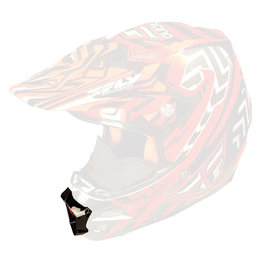 Orange Fly Racing Replacement Mouthpiece For F2 Carbon Snow Helmet