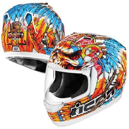 158 00 Icon Alliance Chieftain Full Face Helmet 140853