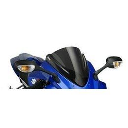 Puig Racing Windscreen Dark Smoke For Suzuki GSX-R600 GSX-R750 2008-2010