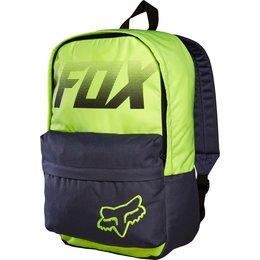 Fox Racing Mens Covina Sever Backpack Blue