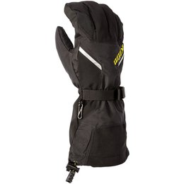 Klim Youth Boys Klimate Gore-Tex Insulated Durable Snowmobile Gloves Black