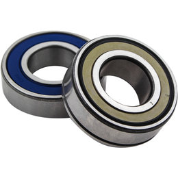 Drag Specialties Wheel Bearing And Seal Kit ABS For Harley 0215-0962 Unpainted