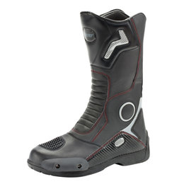 Black Joe Rocket Mens Ballistic Touring Boots 2013 Us 7