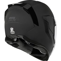 Icon Airflite Rubatone Full Face Helmet Black