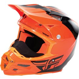 Fly Racing F2 Carbon Pure Cold Weather Helmet Orange