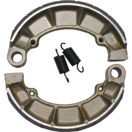 EBC Grooved Rear Brake Shoes Single Set ONLY For Honda 343G