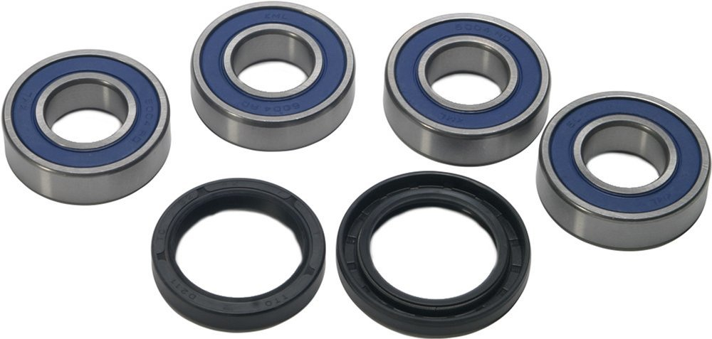 $33 38 All Balls Wheel Bearing And Seal Kit Rear For BMW #226110