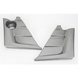 Silver Maier Side Panels For Yamaha Rhino 450 660 700 2004-2012