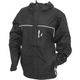 Frogg Toggs Womens Java Toadz Rain Jacket Black