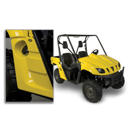 Maier Side Panel Yellow For Yamaha Rhino 450 660 700 2004-2012