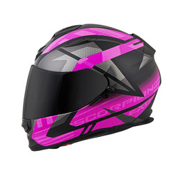 Scorpion EXO-T510 EXOT 510 Fury Full Face Helmet Black