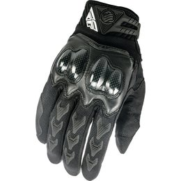 Fly Racing Mens Patrol XC Textile Gloves Black