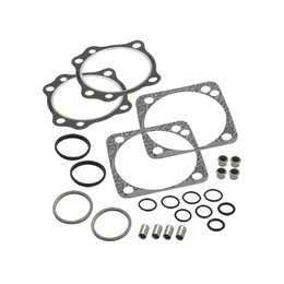 S&S Cycle Top End Gasket Kit 4 1/8 Inch Bore For H-D Big Twin 1984-2014