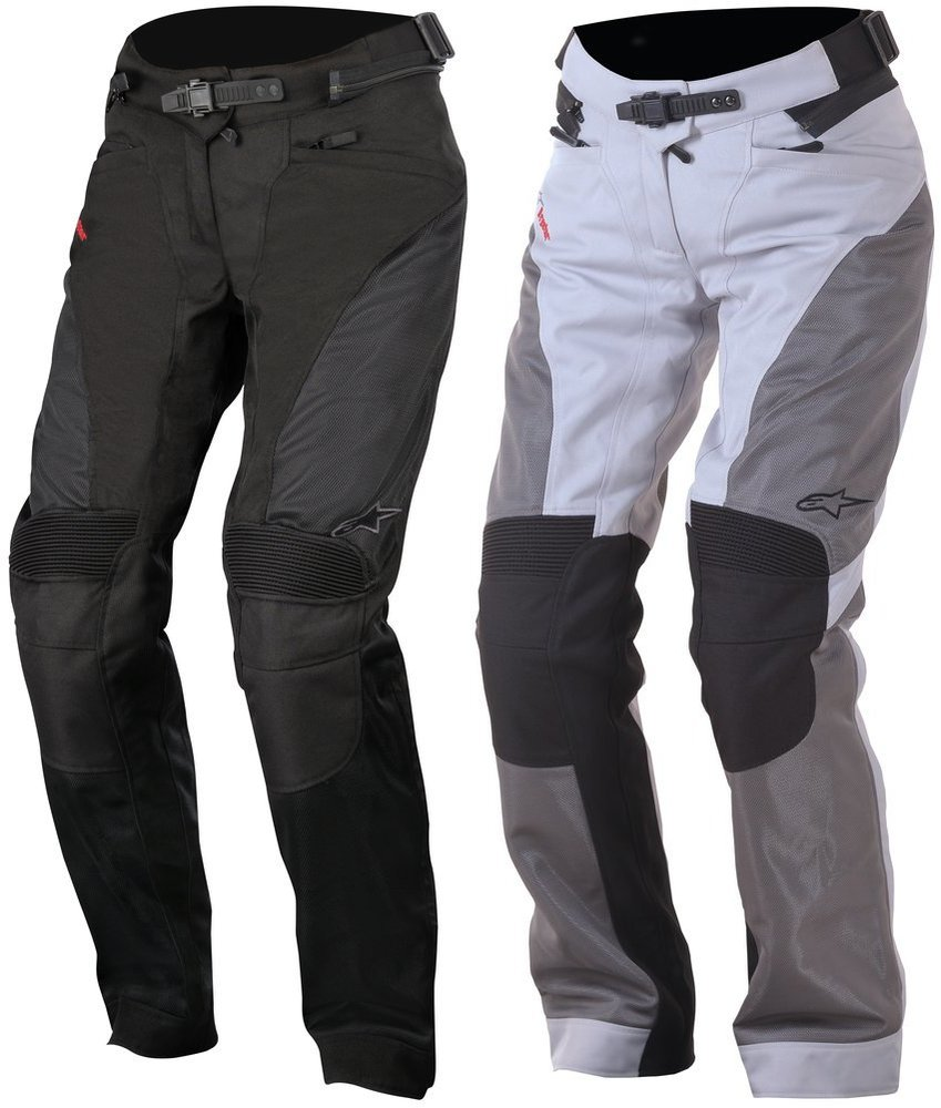 X-Large Black ALPINESTARS Women/'s SONORAN AIR Drystar Touring Over-Pants XL