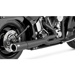 Vance & Hines Pro Pipe 2 Into 1 Full Exhaust System For Harley Softail 47547