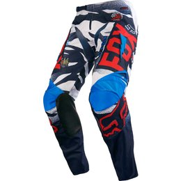 Fox Racing Youth Boys 180 Vicious Pants Blue