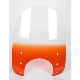 Memphis Shades Slim 15 Replacement Plastic 7 Inch Cutout Orange