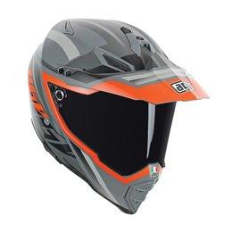 AGV AX-8 Dual Evo Karakum Helmet Grey