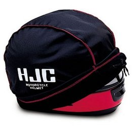 Black Hjc Helmet Sack Bag One Size