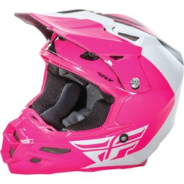 Fly Racing Womens F2 Carbon Pure Helmet Pink