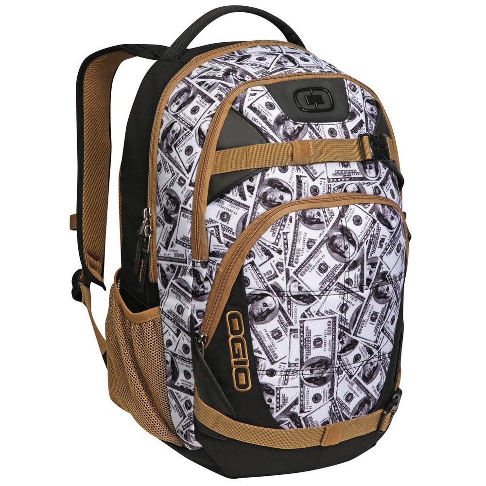 $65.95 Ogio Rebel Limited Edition Benjamins Backpack #177469