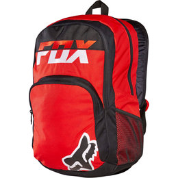 Fox Racing Youth Boys Lets Ride Mako Backpack Red