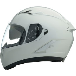 Z1R Strike OPS SV Full Face DOT Approved Helmet Silver