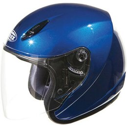 GMax GM17 SPC Open Face Helmet Blue
