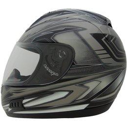 Vega Altura Velocity Full Face Helmet Black