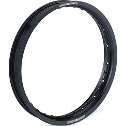Moose Racing Rear Rim 2.15x18 32H Honda CR CRF Husqvarna CR125 Black 0210-0193 Black