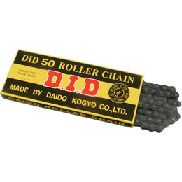 DID Chain Standard 530 Non O-Ring Chain 100 Links Natural 530-100 Unpainted