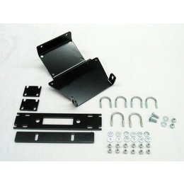 Warn Industries Winch Mount Kit For Suzuki 250 Quadrunner 3 Kingquad