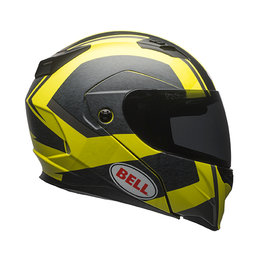 Bell Powersports Revolver Evo Jackal DOT Approved Modular Helmet Yellow
