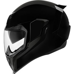 Icon Airflite Gloss Full Face Helmet Black