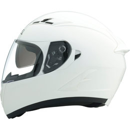 Z1R Strike OPS SV Full Face DOT Approved Helmet White