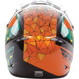 Fly Racing Youth Kinetic Crux Helmet Green