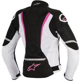 Alpinestars Womens Stella T-Jaws Air Armored Textile Riding Jacket Black