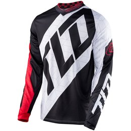 Troy Lee Designs Mens GP Quest Ventilated MX Motocross Riding Jersey Red
