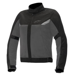 Black, Anthracite Alpinestars Womens Stella Quasar Textile Jacket 2014 Black Anthracite