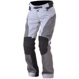 Alpinestars Womens Stella Sonoran Air Drystar Lined Armored Textile Overpants Grey